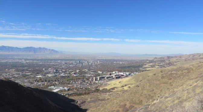 Hike-n-Urban Beer Hike in Salt Lake City